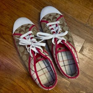 Coach Zorra Sneakers sz 10M